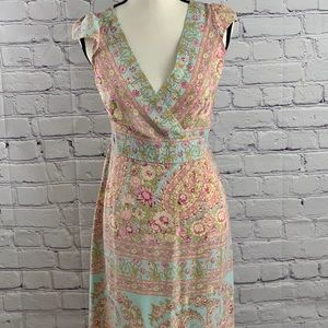 Sweet Plenty by Tracy Reese wrap dress